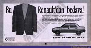 7520renault - MİLLİYET GAZETE ARŞİVİ